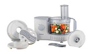 Kenwood FP120 400W 1.4L Compact Powerful Stainless Steel Blades Food Processor