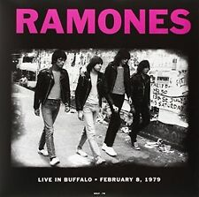 Ramones - live In Buffalo February 8 1979 180g Vinyl Edition EU LP