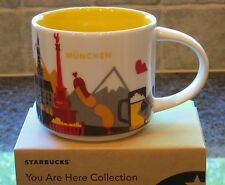 NWT Starbucks MÜNCHEN MUNCHEN (MUNICH) Germany You Are Here YAH Collector Mug