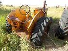 Minne-Moline U Antique tractor