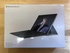 """Microsoft Surface Pro 12.3"""" I5-7300U 4GB 128GB SSD Win 10 Tablet - Black"""