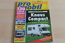 149065) La Strada Avanti L 2 - Hobby 600 - pro mobil 01/1995