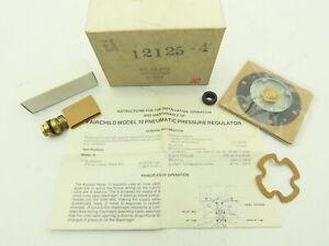 Fairchild EA-12125-4 Repair Kit Pneumatic Air Pressure Regulator Model 10