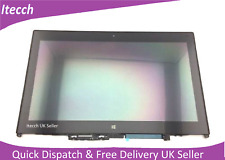 "Lenovo Yoga 260 12.5"" Touch Screen Digitizer + FHD LED LCD Display Frame Panel"