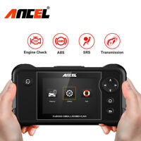 Universal Car Auto Diagnostic Tool ABS SRS Airbag ENG AT Gearbox Code Reader US