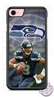 Seattle Seahawks Quarterback Russell Wilson Phone Case for iPhone Samsung LG etc