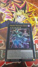 Carte Yu-Gi-Oh! Grand Magicien Ebène CT13-FR004 Ultra Française / des ténèbres