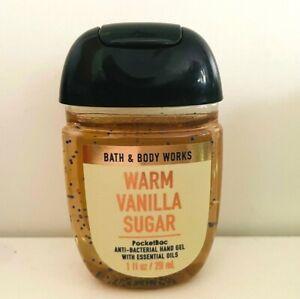 warm vanilla sug Bath and Body Works