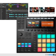 Native Instruments Maschine MK3 + Free Komplete Select, NI Drum Machine, Sampler