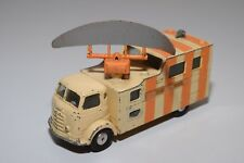 # CORGI TOYS 1106 DECCA MOBILE AIRFIELD RADAR TRUCK EXCELLENT CONDITION