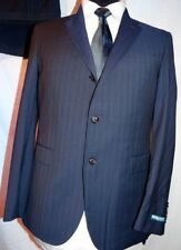 Three Button Modern Pinstripe Suits & Tailoring for Men