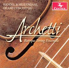 Hellendaal / Handel / Moore / Dorenburg - Grand Cons [New CD]
