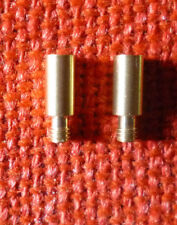 BANKNOTE & COIN ALBUM SCREW EXTENSION POST suits current VST Albums - Set of 2