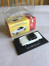 Fiat 1500 Cabriolet, Die Cast Model, Atlas Editions