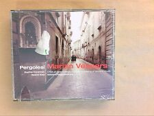 COFFRET 2 CD / VEPRES / PERGOLESI / EDWARD HIGGINBOTTOM CONDUCTOR / NEUF CELLO
