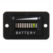 Golf Cart Accessories 36 Volt LED Battery Indicator Meter Gauge 36v EZGO