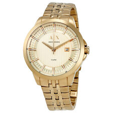 Armani Exchange Copeland Gold Dial Mens Watch AX2267