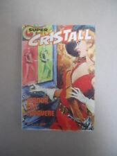 CRISTALL SUPER n°3 1975 ed. Universo  [G760B]
