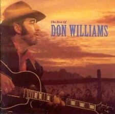The Best Of Don Williams 0008811950828 CD