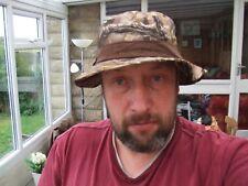 Deerhunter Waterproof Advantage Wetlands Camo Camouflage Wildfowling Hat BNWT XL