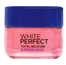 L'Oreal Paris White Perfect Total Recover Sleeping Mask 50ml L6