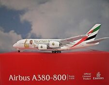 Herpa Wings 1:500 Airbus a380-800 Emirates a6-euz 531535 modellairport 500