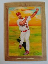 ALBERT PUJOLS 2007 Topps Turkey Red Baseball #25 St Louis Cardinals