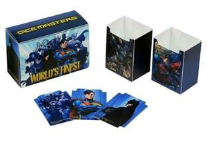 Dice Masters - World's Finest Team Box - WizKids Games Free Shipping!