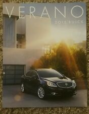 2015 Buick Verano 34-Page Original Car Sales Brochure Catalog Dealer BRAND NEW