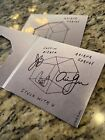 """Justin Bieber Ariana Grande """"Stuck With U"""" Signed Booklet CD Single (sealed) NEW"""