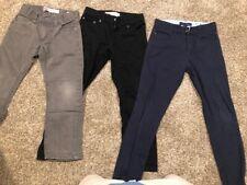 LOT OF (3) SIZE 8 YOUTH BOY PANTS / JEANS     LEVI STRAUSS 511 Slim Nice!