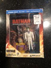 BATMAN DARK KNIGHT RETURNS PART 2 - Joker Figure Best Buy Exclusive Blu-Ray Set