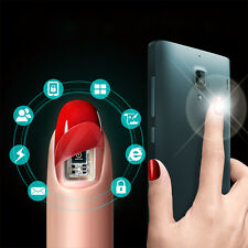 Newest JAKCOM N2 Smart Nail NFC Smart Wearable Gadget LED IC Card Smart Manicure