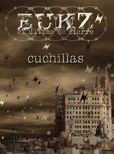 EL ULTIMO KE ZIERRE - Cuchillas / New CD 2016 / Spanish Hard Rock, AOR