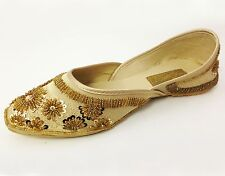 New Women's Satin Ballet Flats Sequins Beads Fashion Slip-on Shoes Colors, Sizes