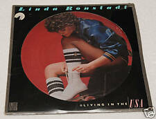 LINDA RONSTADT:PIMAGE DISQUE-VIE IN THE USA-ORIG. SS