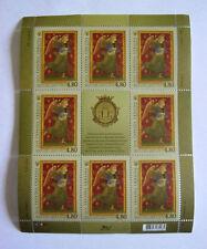 Ukrainian Stamps National Museum Archangel Gabriel 1 sheet comprising 8 MNH NEW