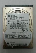 TOSHIBA MK7559GSXF 750GB SATA Laptop Drive HDD2J60 P TV01 T Firmware:E0/GQ005B