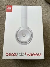 Beats by Dr. Dre - Beats Solo3 Wireless Headband Headphones - Gloss White