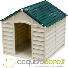 Cuccia x cani PVC 78x84x60/80h Beige Ch/verde Starplast Garden 2?