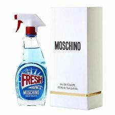 Moschino Fresh Couture Perfume by Moschino 3.4 oz EDT Spray for Women New In Box