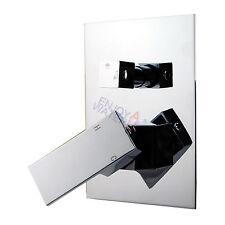 Watermark Square silver vanity basic shower head/set  spout  Mixer diverter tap