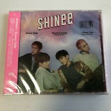 SHINee Sunny Side CD JAPAN Regal Edition SEALED