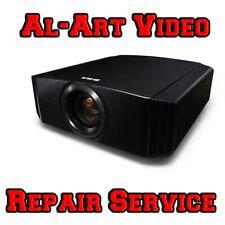 Repair Service for Jvc Home Theater Projectors Lx-Nz3B