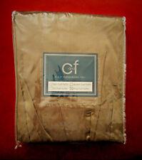 "C&F Enterprises King Bed Skirt Dust Ruffle 13"" Drop Olive Green New"