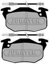 JURATEK QUALITY BRAKE PADS FRONT JCP729
