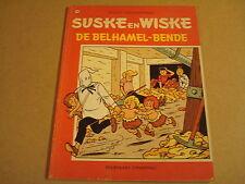 STRIP 1° DRUK / SUSKE EN WISKE N° 189 - DE BELHAMEL-BENDE