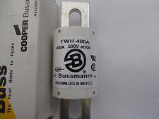 BUSSMANN, FWH-400A, 6RY1700-0PF11, A1FUF00D028, FUSE,400 AMP, 500V, AC/DC.