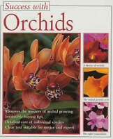 """VERY GOOD"" Orchids (Success with), Young, Lesley, Book"