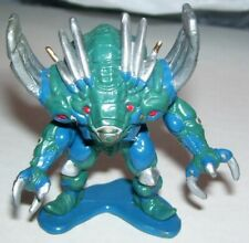 """3"""" Bandai 1994 MMPR Mighty Morphin Power Rangers silver horns villian"""